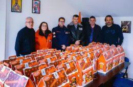 Херцеговци из Суботице најмлађе обрадовали новогодишњим пакетићима