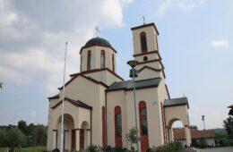 БАРАЈЕВО, 4. ЈАНУАР 2020. ГОДИНЕ: Молебан за помоћ браћи у Црној Гори