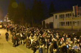 У Мркоњић Граду одржана литија подршке Српској Православној Цркви у Црној Гори