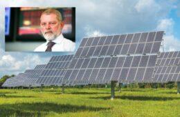 Вук Хамовић у Билећи гради соларну електрану на 133 хектара