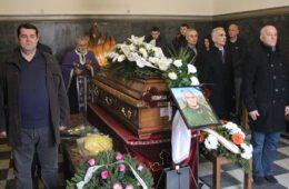 БЕОГРАД ИСПРАТИО НОВИЦУ ГУШИЋА: Мирно почивај у српској Херцеговини коју си сачувао! (ФОТО + ВИДЕО)