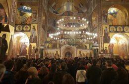 Црна Гора једина земља у региону без ТВ преноса васкршње литургије