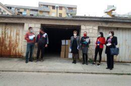 Завичајни клуб Билећана у Србији донирао је 110 пакета помоћи