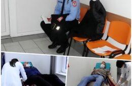 Требињски полицајци у хуманој мисији и у вријеме короне