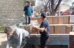 БИЛЕЋА: Од сутра преузимање хуманитарних пакета помоћи од земљака из Србије