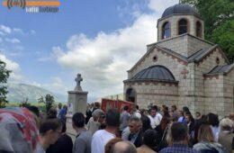 У Мркоњићима прослављен Дан Светог Василија Острошког и Тврдошког (АУДИО)