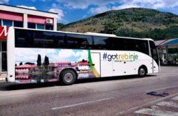 Од 25. маја поново аутобуска линија Београд - Требиње