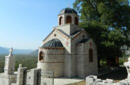 МРКОЊИЋИ, 12. МАЈ 2020: Литургија поводом празника Светог Василија Тврдошког и Острошког