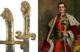 ДАР ВЈЕРНЕ ХЕРЦЕГОВИНЕ: Омиљена сабља краља Александра