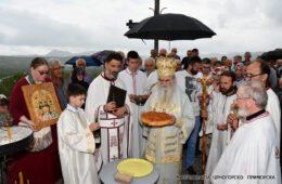 МИТРОПОЛИТ АМФИЛОХИЈЕ У ЉЕШАНСКОЈ НАХИЈИ: Надам се да црногорска власт неће наставити дјело окупатора...