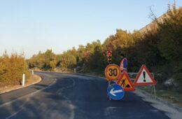 До 4. августа пут до Љубиња биће затворен сваког дана од 8 до 14 часова