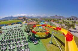 ТРЕБИЊЕ, 26. ЈУН 2020. ГОДИНЕ: Отварање аква парка у Граду сунца
