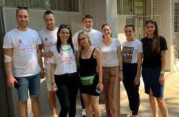 ЈУБИЛЕЈ ЗА ПОНОС: Млади Херцеговци у Новом Саду 10. пут даровали крв (ФОТО+ВИДЕО)