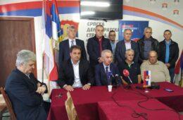 ШАРОВИЋ У ТРЕБИЊУ: Очекујем да ће коалицију на челу са СДС подржати Драшковић и Вукановић