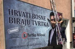 """ИЗБОРИ У ХРВАТСКОЈ: """"Хрвати Босне бирају Твртка!"""""""
