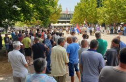 ХЕРЦЕГОВАЧКИ БОРЦИ ОГОРЧЕНИ: Уколико се до Мале Госпојине не испуне сви захтјеви, протести ће се радикализовати