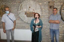 Радови Драгана Батинића пред гатачком публиком
