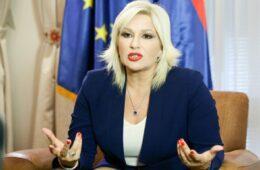 Зорана Михајловић: Први летови са аеродрома у Требињу 2022. године