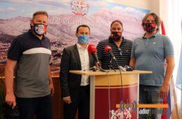 Ватерполо репрезентација Србије ускоро у Требињу