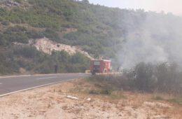 Пожар у Поповом пољу