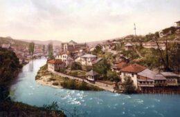Народно предање о постанку Сарајева