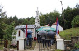 Владика Димитрије на Крстовдан служио у Сточи код Невесиња