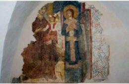 Српске фреске у дубровачким католичким црквама