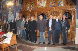 У Барајеву одржан помен српским жртвама из Санског моста и западнокрајишких општина
