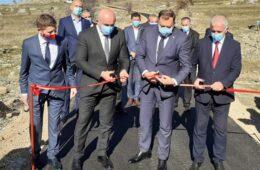 Додик и Бајагић отворили реконструисан пут од Гацка до границе са Црном Гором