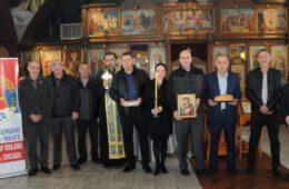 Срби из Чикага скупљају прилоге за капелу Глинским мученицима (ФОТО)
