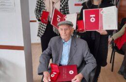 НАГРАЂЕНИ ТРЕБИЊСКИ ХУМАНИСТИ: Додијељена признања заслужним волонтерима (ФОТО)