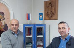Стево Драпић преузео дужност начелника општине Љубиње