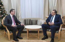 ДОДИК: Неће бити затварања границе са Србијом