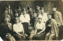 Савез сокола у акцији за прикупљање помоћи за пострадале од бомбардовања у Битољу и Сушаку 1940-41.