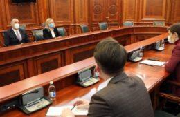 Србија ће наставити да помаже Србе у Мостару