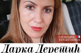 ДАРКА ДЕРЕТИЋ: Година коју је појео страх