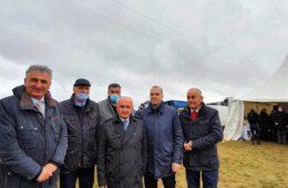 Ђокић озваничио изградњу вјетроелектране у Невесињу која га је коштала распада партије