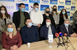 НДП негира тврдње о изборним малверзацијама у Требињу – Вукановић очекује хапшење Пологоша