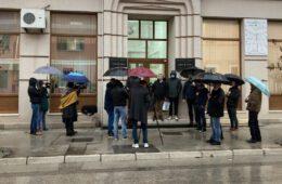 Вукановић најавио блокаду свих институција у Требињу због сумње у регуларност избора