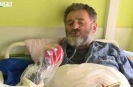 БОРБА ЗА УЗДАХ: Потресна прича из Ковид одјељења требињске Болнице (ВИДЕО)