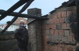 Трећи пут у непуна два мјесеца запаљена кућа Борислава Берјана у Сарајеву (ФОТО/ВИДЕО)