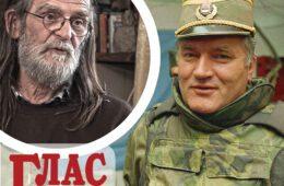 ОЗРАЧИО САМ МЛАДИЋА ОСИРОМАШЕНИМ УРАНИЈУМОМ и сведочио како су муслимански злочинци жртвовали свој народ у Сребреници