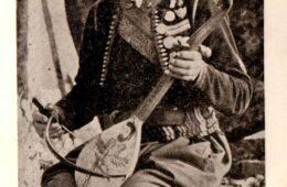 ИЗ ЖИВОТА ПЕРКА МРКАЈИЋА - ПРВОГ СОКОЛСКОГ ЗАВЕТНИКА: Гусларски првак страдао од усташког метка у родној Брадини
