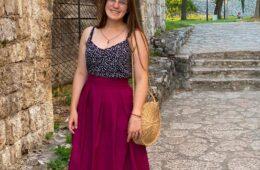 Тијана Тркља добила признање за допринос волонтеризму у Републици Српској