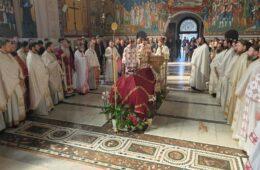 У загрљају Цркве – Божанствена литургија уз одар Епископа Атанасија