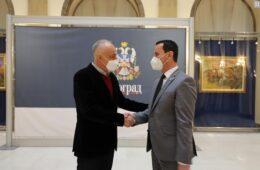 Градоначелници Београда и Требиња о унапређењу сарадње
