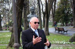 ДУЧИЋ НАМ ЈЕ ПОТРЕБНИЈИ НЕГО ИКАД: Требињци на Калемегдану обиљежили 78 година од смрти великог пјесника (ФОТО+ВИДЕО)