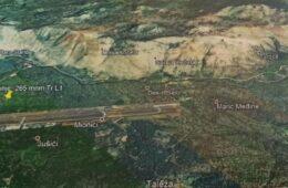 Расписан тендер за израду документације за изградњу аеродрома у Требињу