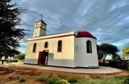 Како је изграђена друга српска православна црква у Африци