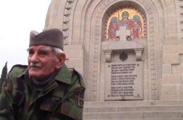 ЧИКА ЂОРЂЕ, СРЕЋАН РОЂЕНДАН:Чувар српског војничког гробља у Солуну напунио 93 године